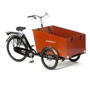 Carga, Long-bikes e Triciclos