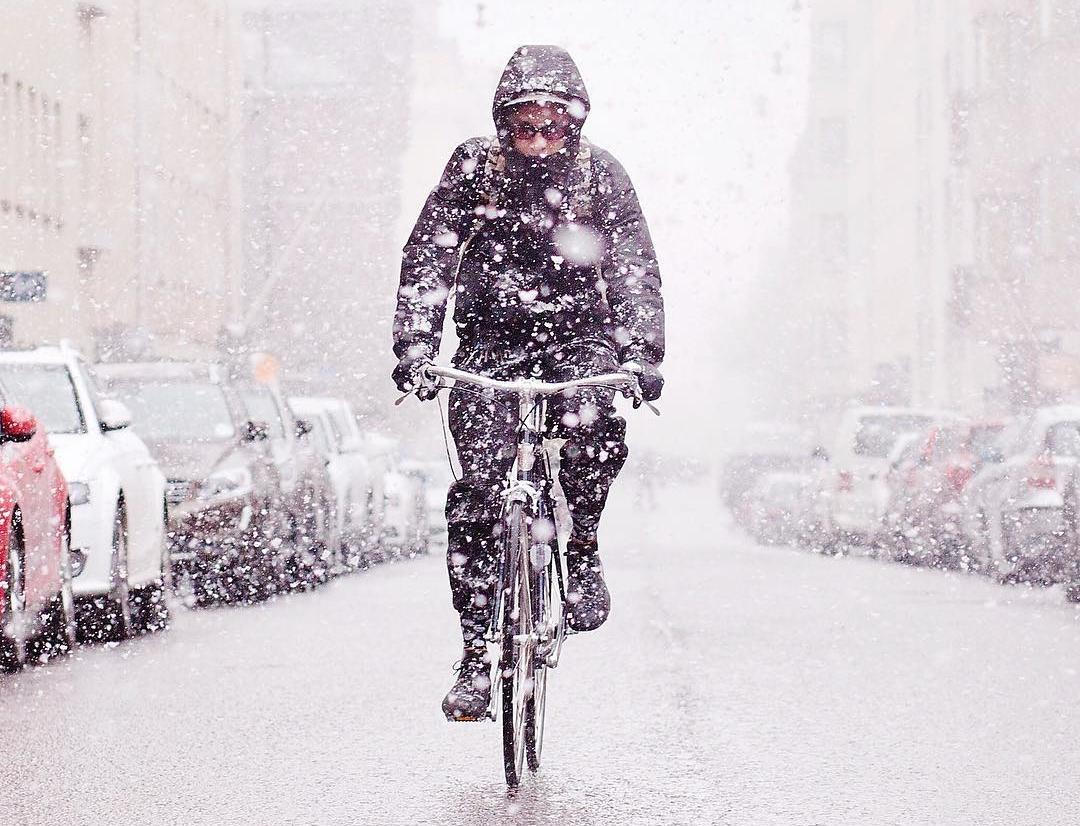 manutenção de inverno