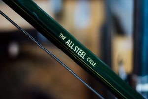 RESTAURO – 'THE ALL STEEL CYCLE'