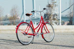 bicicleta urbana perfeita
