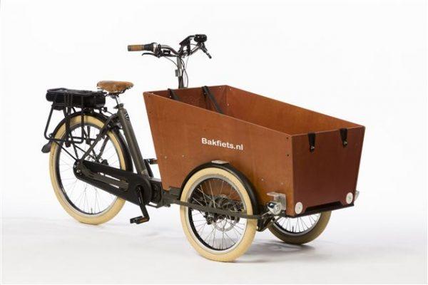 Bicicletas de carga eléctricas